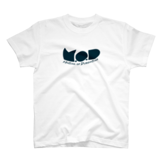 miente GOODe-SIGNのTYPE:)FACE M.O.D T-shirts