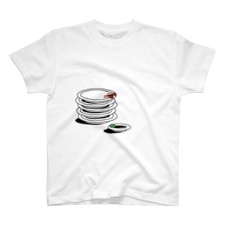 寿司たべた T-shirts
