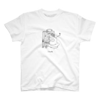 海外旅行 T-shirts
