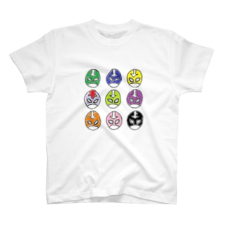 らくがきマスク T-shirts