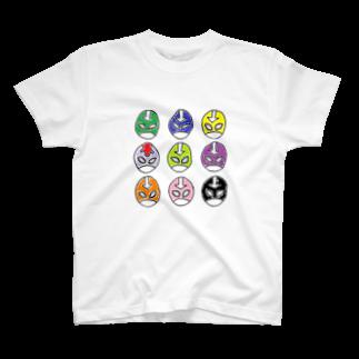 とろりんのらくがきマスク T-shirts