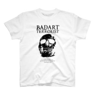 BATSKULL Tシャツ