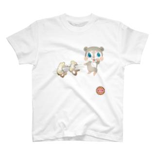 ハムスターさん T-shirts