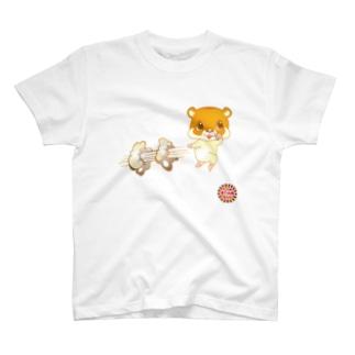 ゴルハムスターさん T-shirts