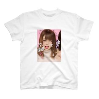 アヘ顔Tシャツ T-shirts