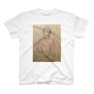 みろくT T-shirts