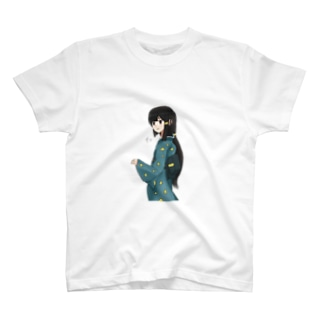 Tongue daughter 舌打ち娘 T-shirts
