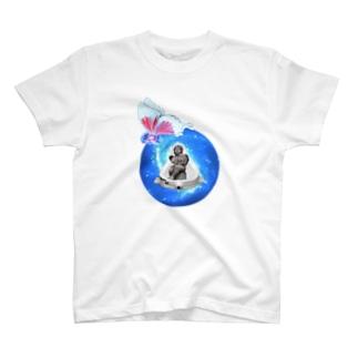 胡蝶の夢泉天使 T-shirts