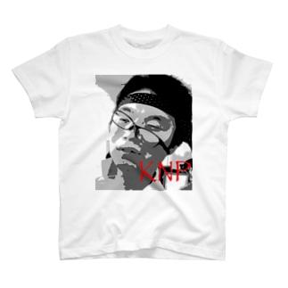 KNP&さくらんぼうコラボ T-shirts