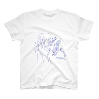 溶けかけ T-shirts