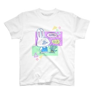 ピース&タックル T-shirts