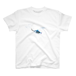 ツナプロT カツオ版 T-shirts