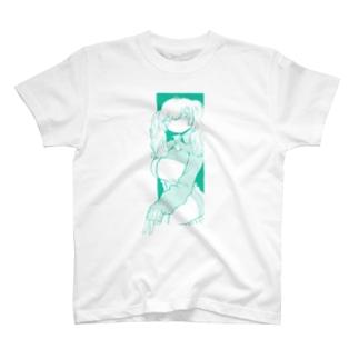 ふわふわピース T-Shirt