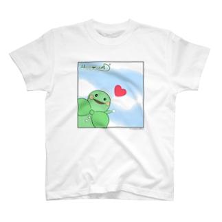 HAPPY LEAFⅠ T-shirts