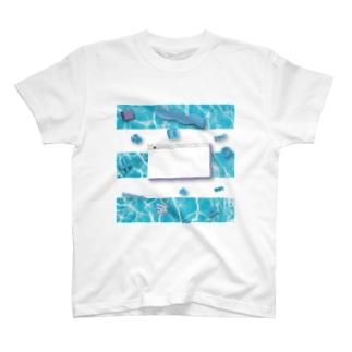 summer net T-shirts