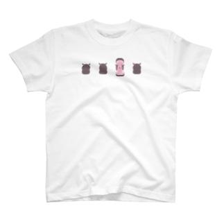 かばだらけ T-shirts