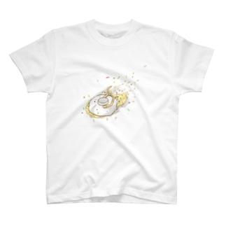 転ぶチャーハンくん T-shirts