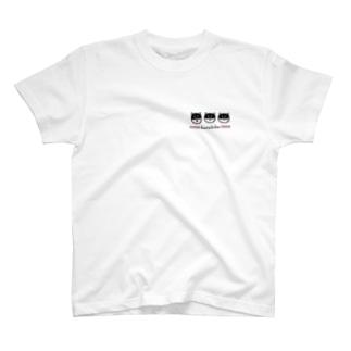 kuroshiba(黒柴) T-shirts