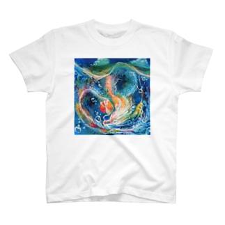 雨の奏者 T-Shirt