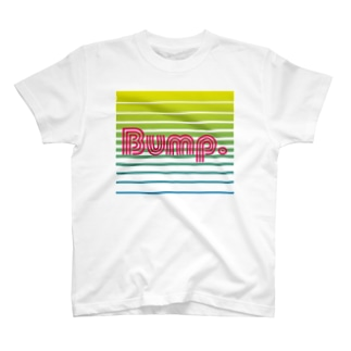 Bump.レトロTシャツ T-shirts