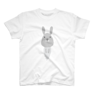 #104のうさぎ(死) T-shirts