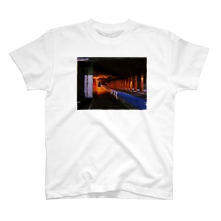 君と夜の散歩 T-shirts