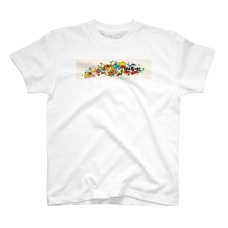 tcct T-shirts