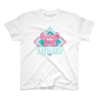 !FABULOUS! p!nk T-shirts