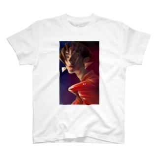 【ブス界へようこそ】 「エモい草」 T-shirts