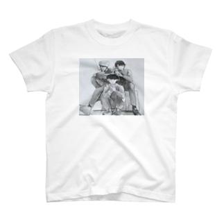 西武線乗り間違えて玉川上水から鷹の台まで歩いたs T-shirts