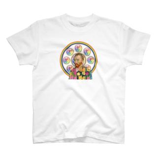 ウォーホル風ゴッホ T-shirts