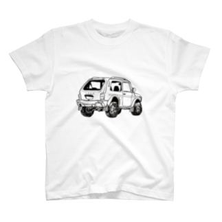 くるま T-shirts