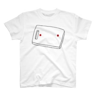 まな板に小梅 T-shirts