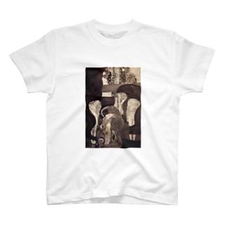 グスタフ・クリムト / 1907 /Jurisprudence (final state) / Gustav Klimt T-shirts
