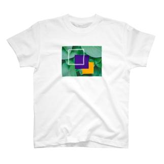 squares T-shirts