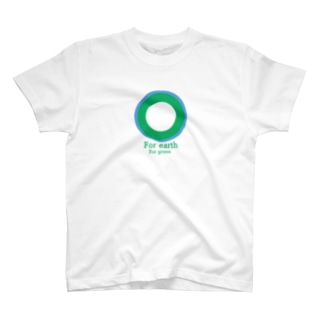 For earth For green T-shirts