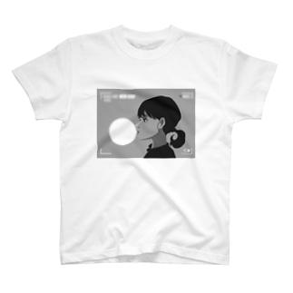 フーセンガム T-shirts