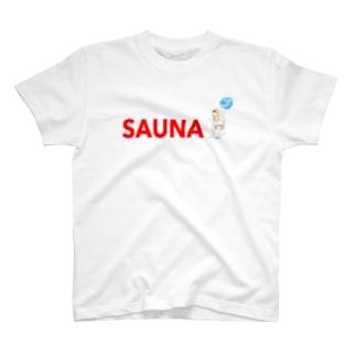 サウナTシャツ2 T-shirts