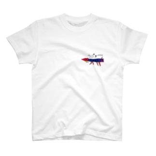 ウバァー!シリーズ T-shirts