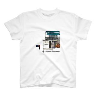 Couleur外観シリーズ T-shirts