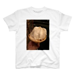 ドクが舐めたソフトクリーム T-shirts