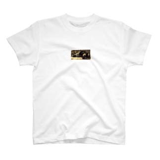 ねむい くま T-shirts