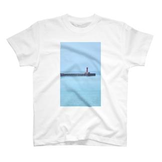 乗り遅れ夏Tシャツ T-shirts