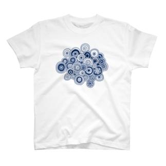 丸の集合体 T-shirts