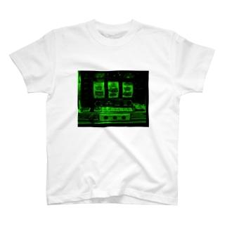 賭け事。 T-shirts