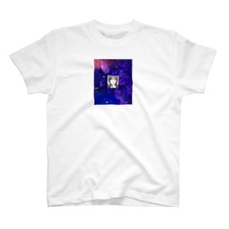 自画像 T-shirts