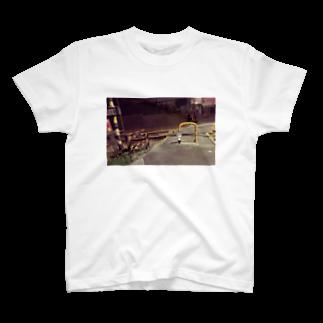 pngn_cのまちぼうけ T-shirts
