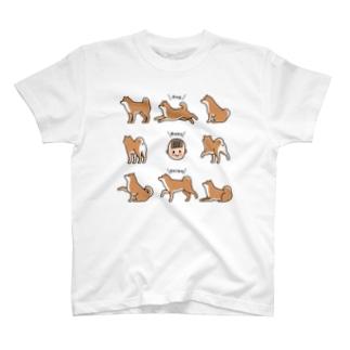 bady 柴 ! T-shirts