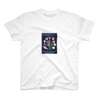 夏だからBBQ T-shirts