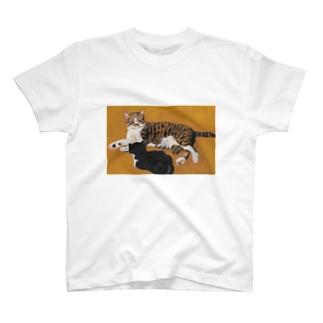 「まること小さいはな」 T-shirts